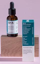 Q+A Zinc PCA Facial Serum 30ml 1