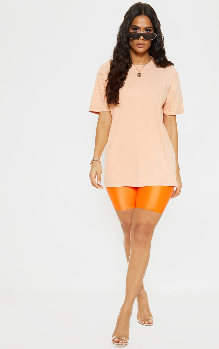Ultimate Peach Oversized T Shirt 4
