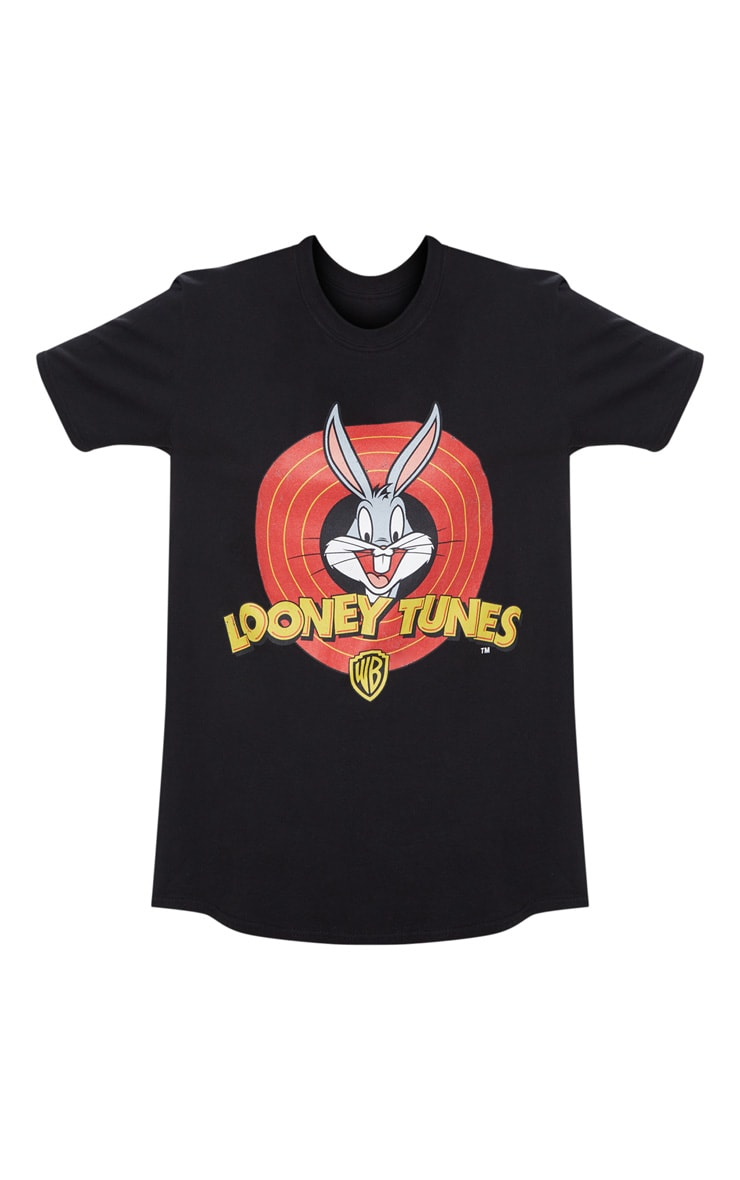 Black Looney Tunes T-Shirt 2