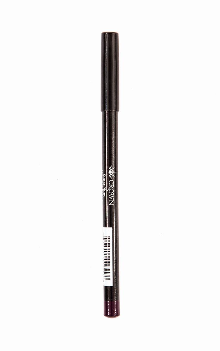 Crown Sugar Plum Lip Pencil 2