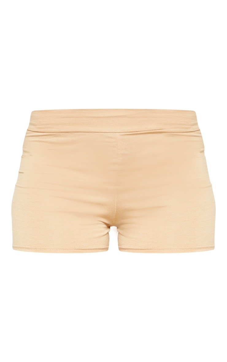 Biscuit Basic High Waisted Shorts 3