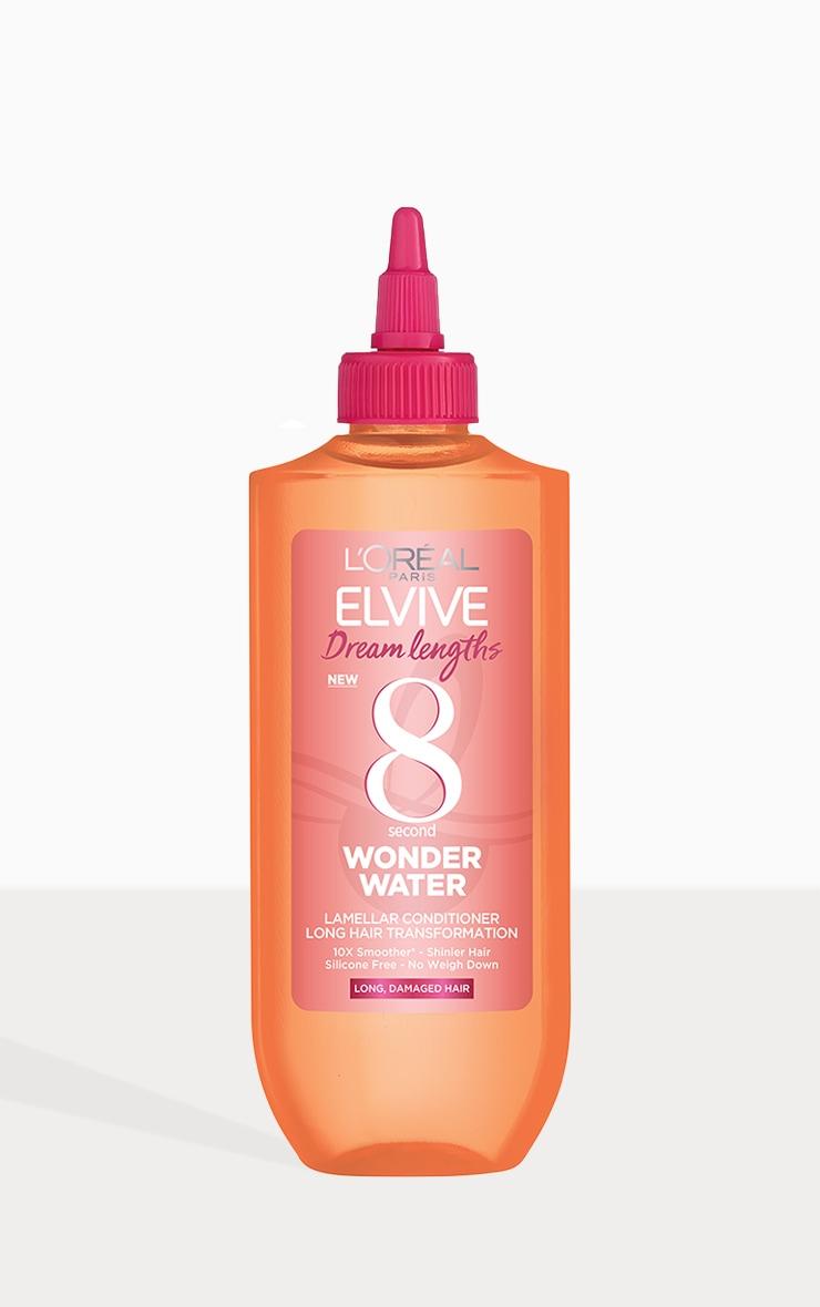 L'Oreal Elvive Dream Lengths Wonder Water 8 Second Hair Treatment Long Damaged Hair 200ml 1