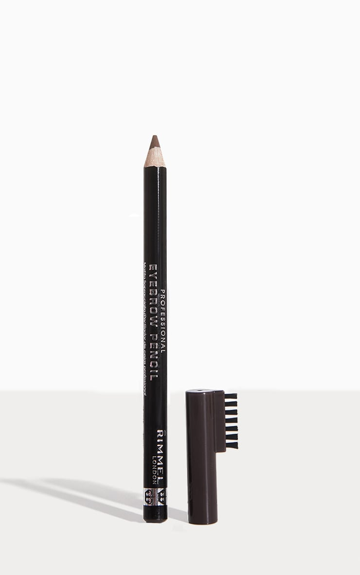 Rimmel Professional Dark Brown Eyebrow Pencil 1