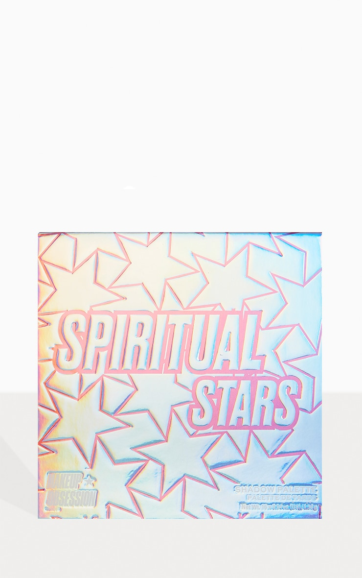 Makeup Obsession Spiritual Stars Shadow Palette 3