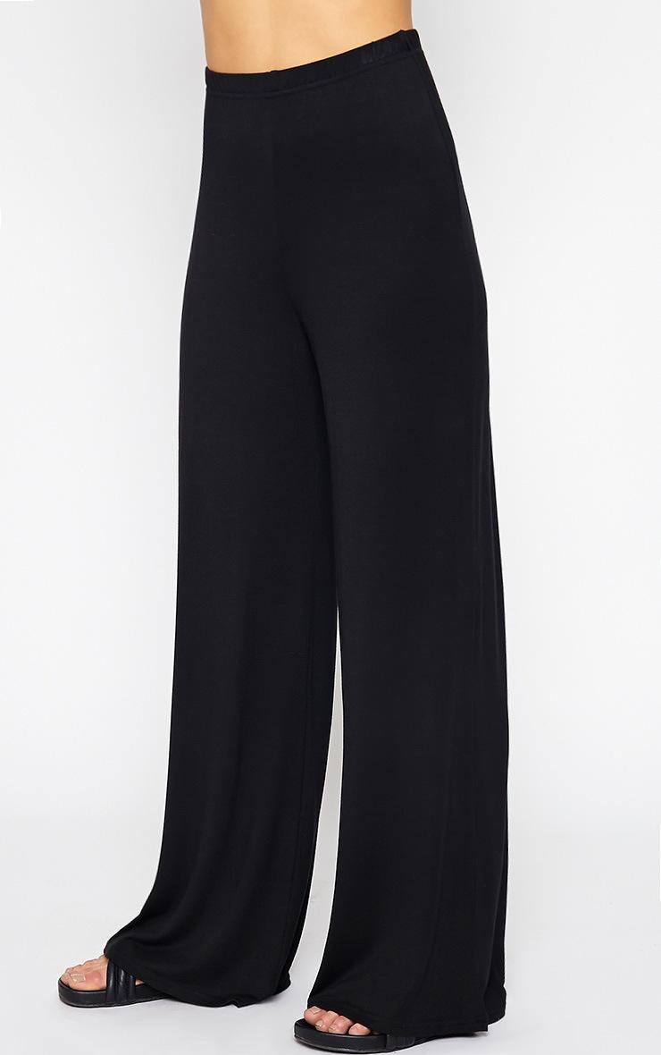 Radley Black Wide Leg Trousers 4
