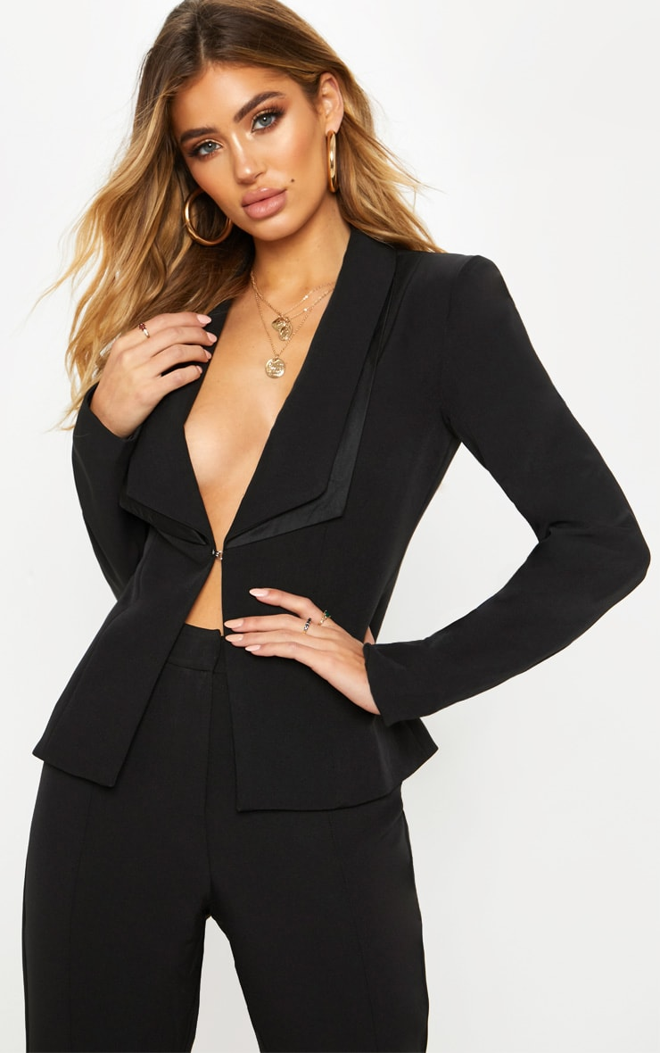 Avani Black Suit Jacket 1