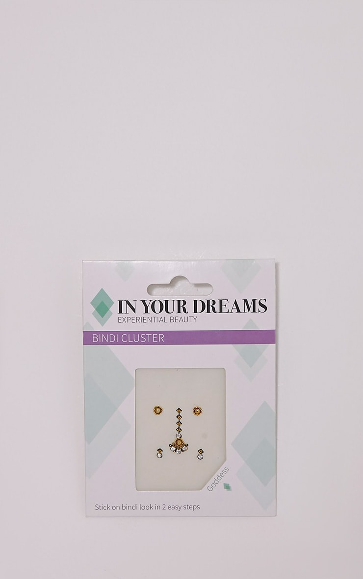 In Your Dreams Goddess Face Jewels 3