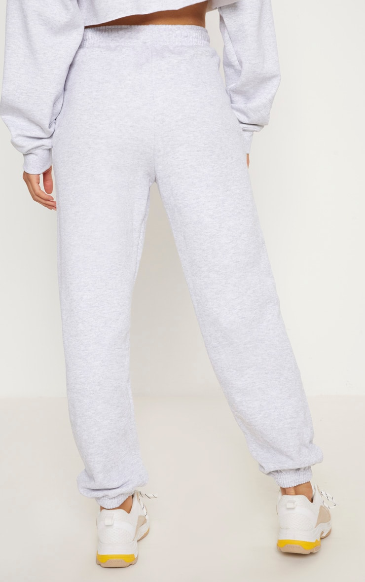 PRETTYLITTLETHING Grey Multi Joggers 4