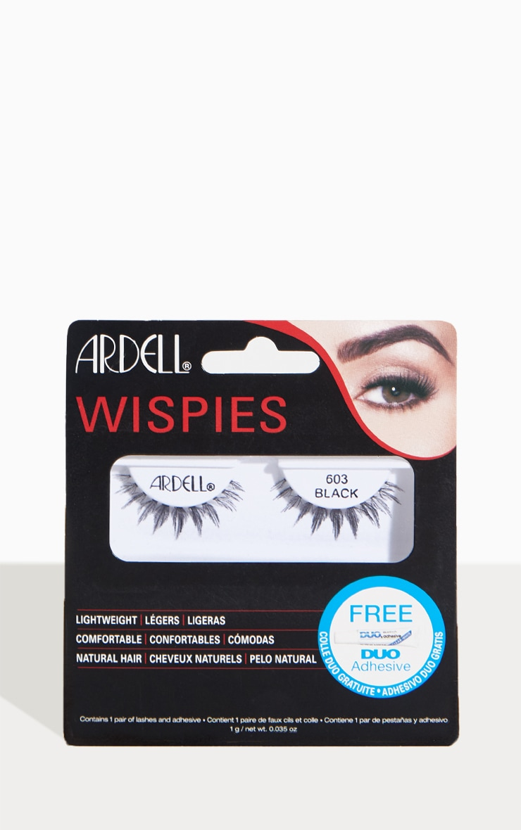 Ardell Wispies Clusters 603 Lashes 1