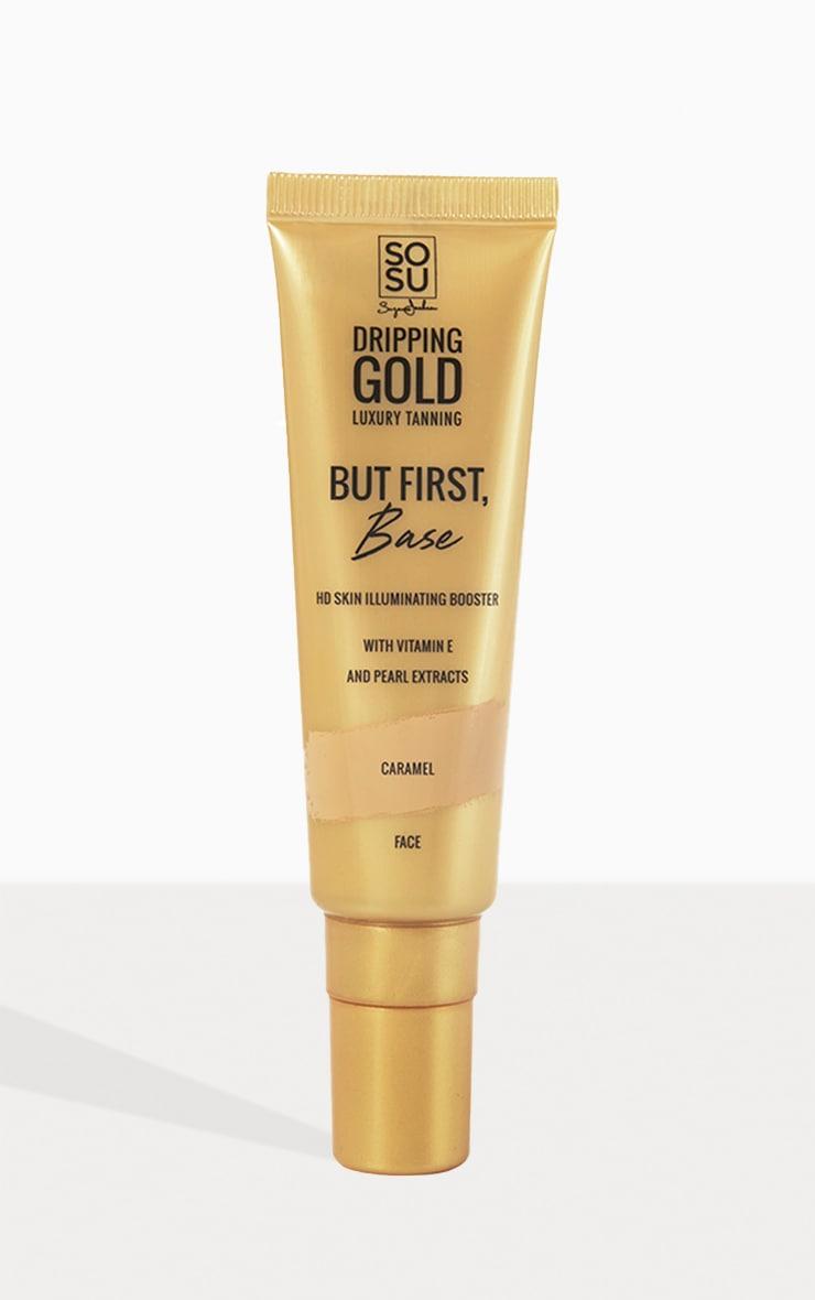 SOSUBYSJ Base HD Skin Illuminating Booster Caramel 1