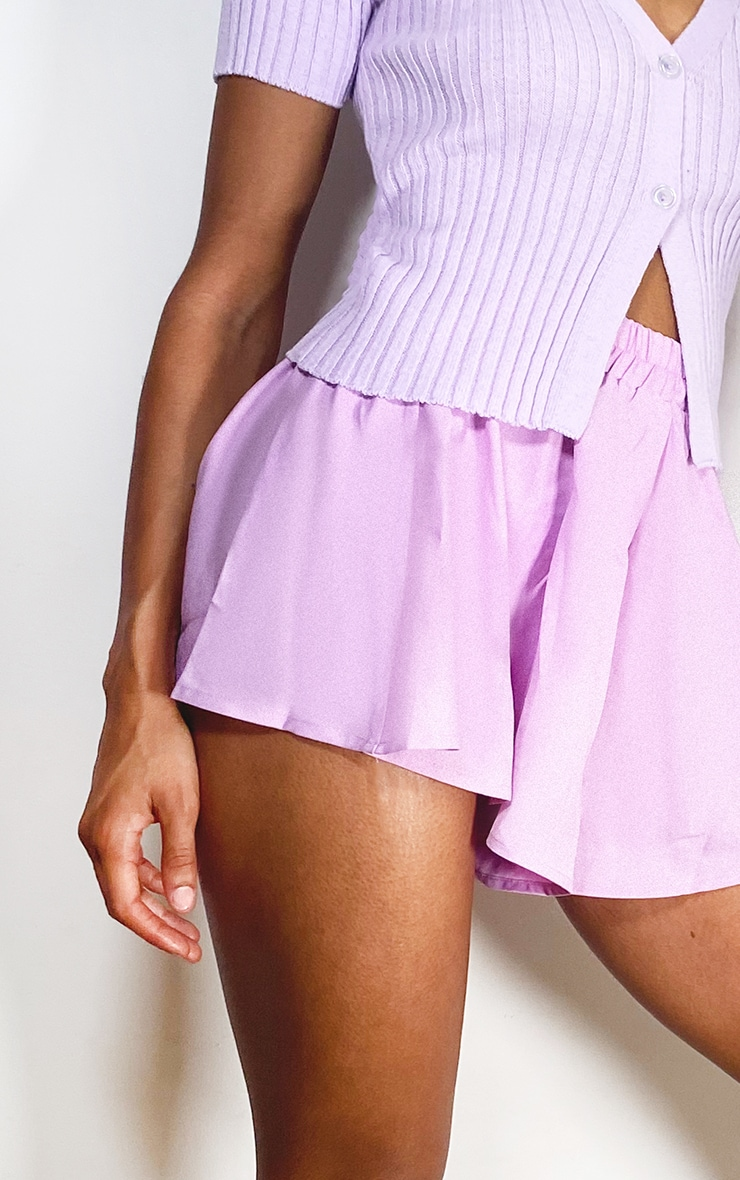 Lilac Floaty Short 5