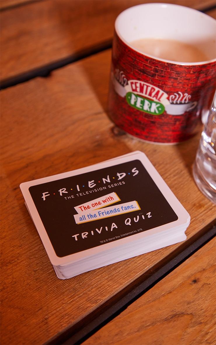 Friends Trivia Quiz Game Cards 2