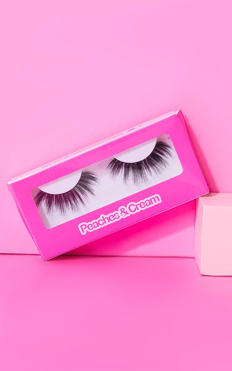 Peaches & Cream No.37 Faux Mink Eyelashes 1