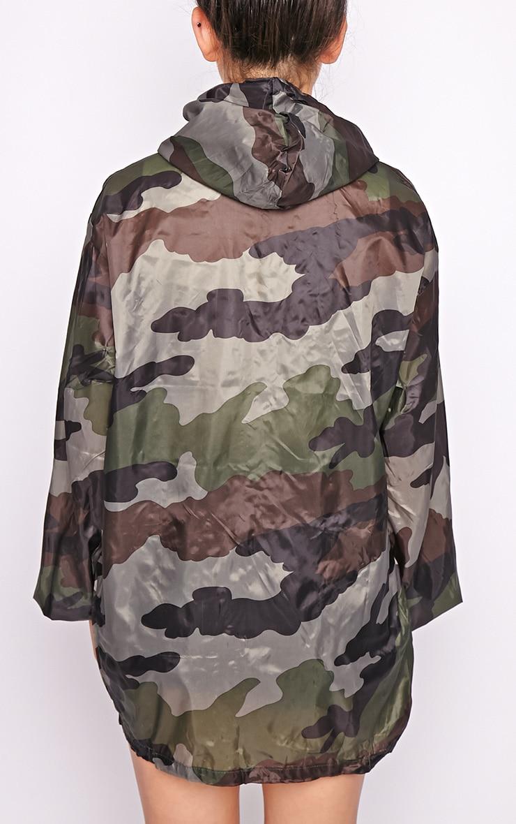 Mae Camouflage Pac-A-Mac 2