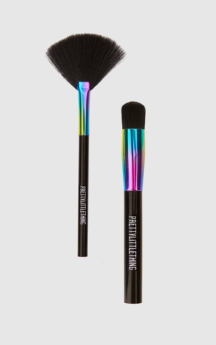 PRETTYLITTLETHING Sculpt Me Essential Brush Set