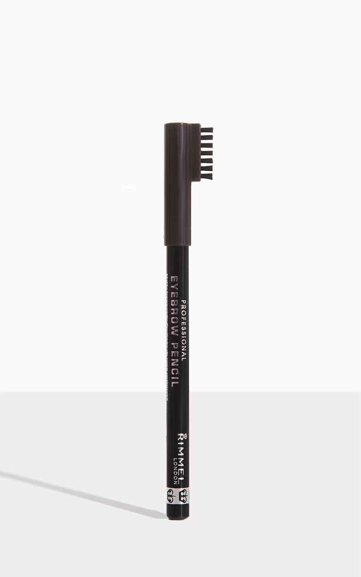Rimmel Professional Dark Brown Eyebrow Pencil 2