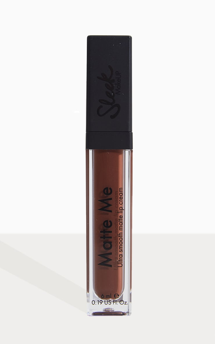 Sleek MakeUP Matte Me Lip Cream Chocolate Meringue 2