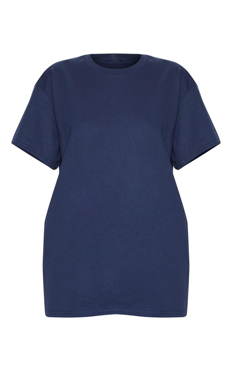 Navy Boyfriend T Shirt 3