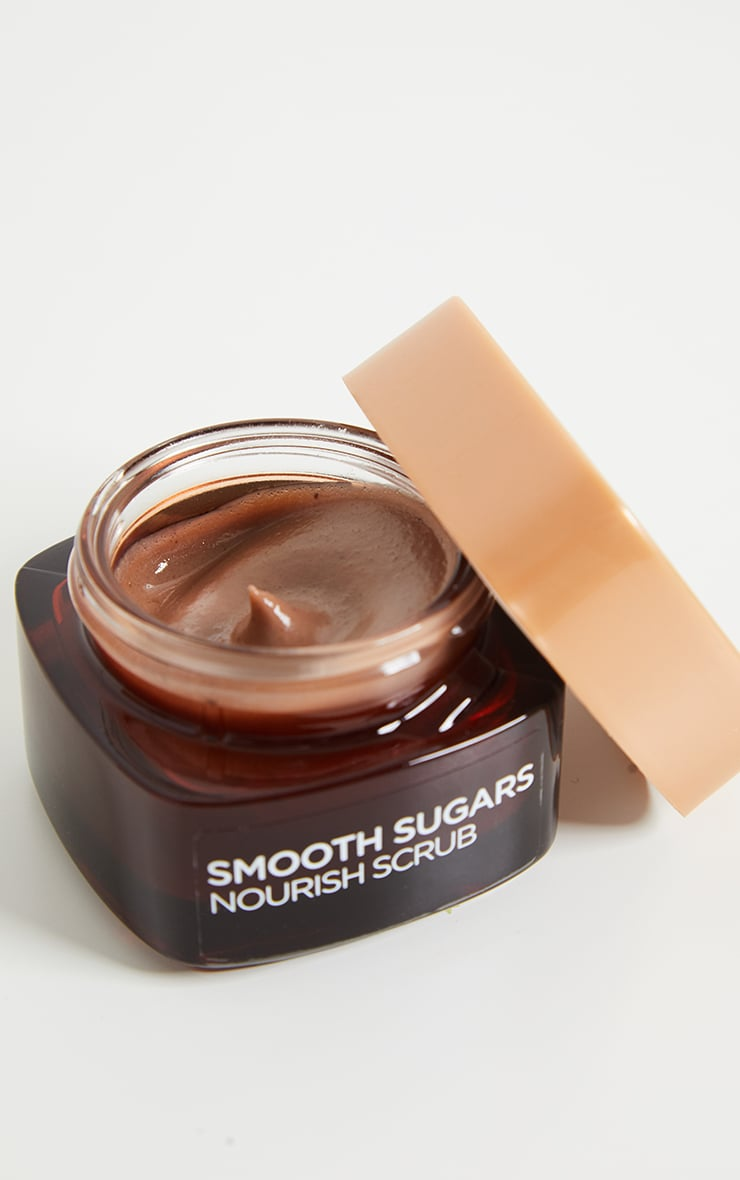 L'Oréal Paris Smooth Sugar Nourish Face & Lip Scrub 1