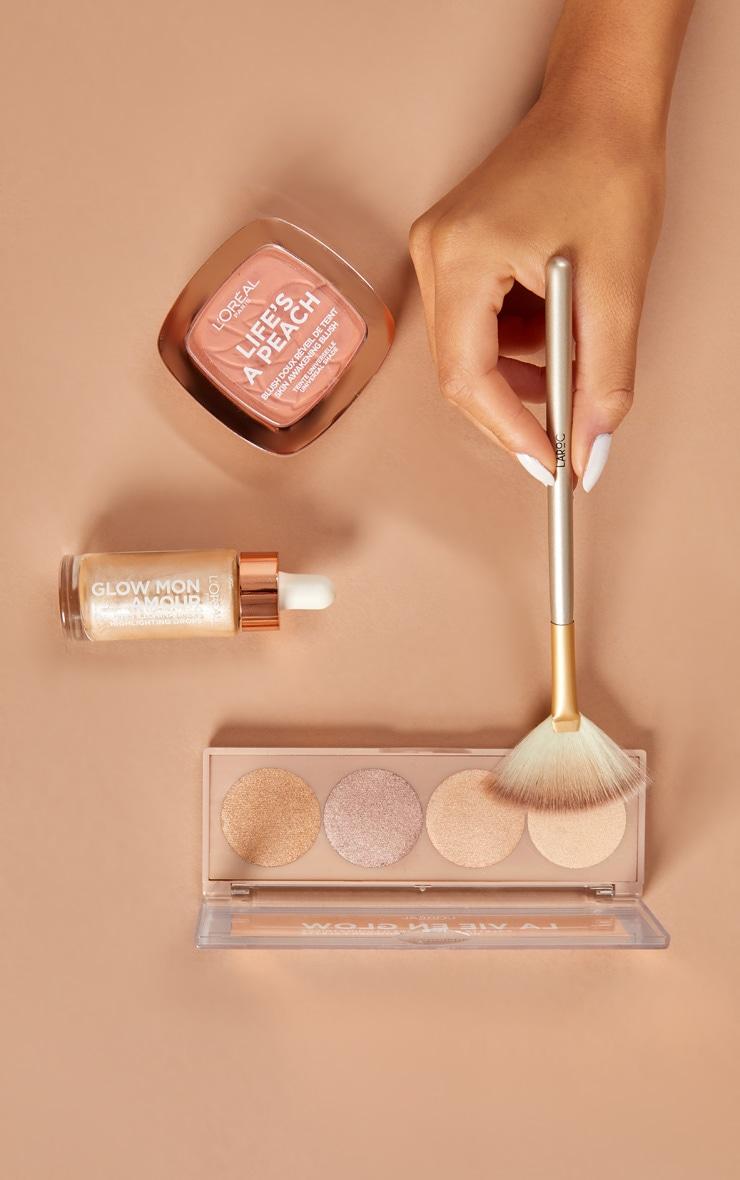 L'Oréal Paris La Vie En Glow Highlighting Powder Palette Warm Glow 5