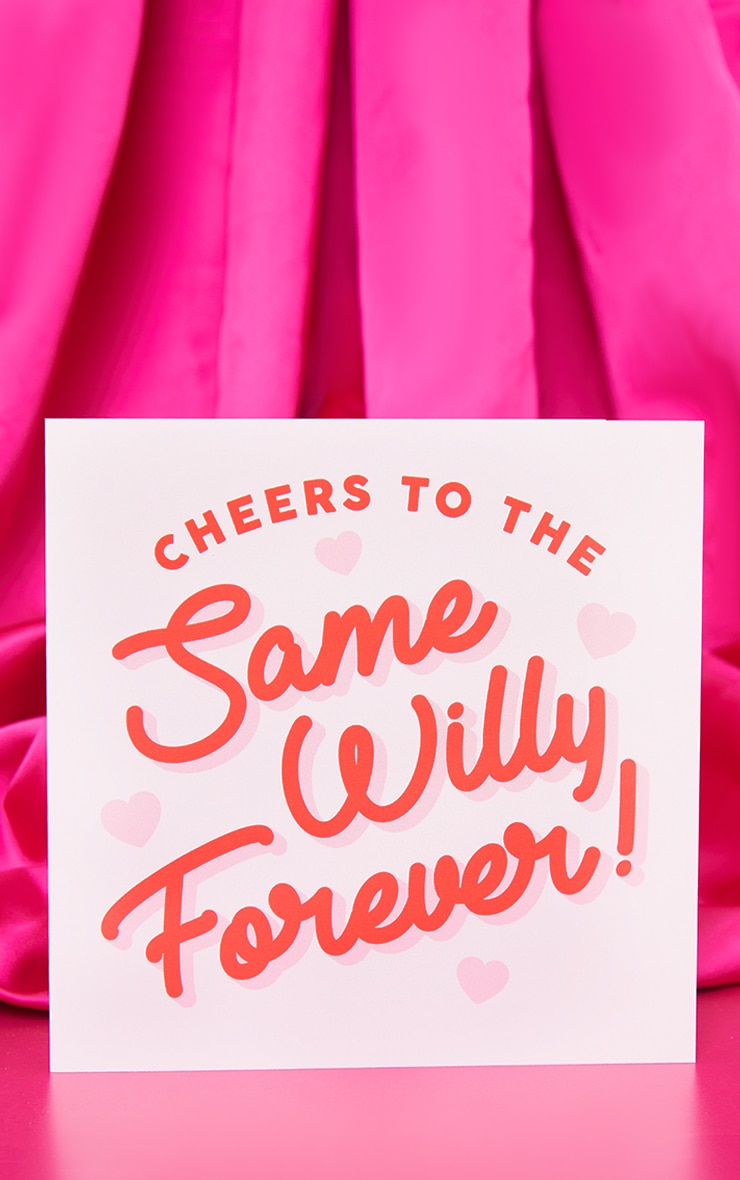 Central23 Same Willy Forever Card 1