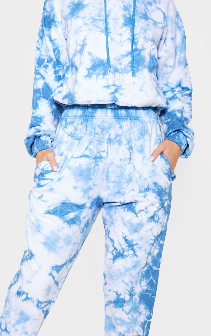 Blue Tie Dye Jogger 5