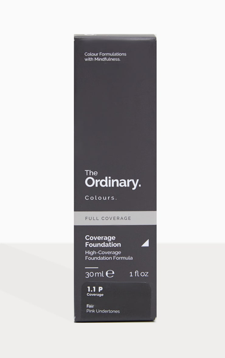 The Ordinary Coverage Foundation 1.1P Fair 2