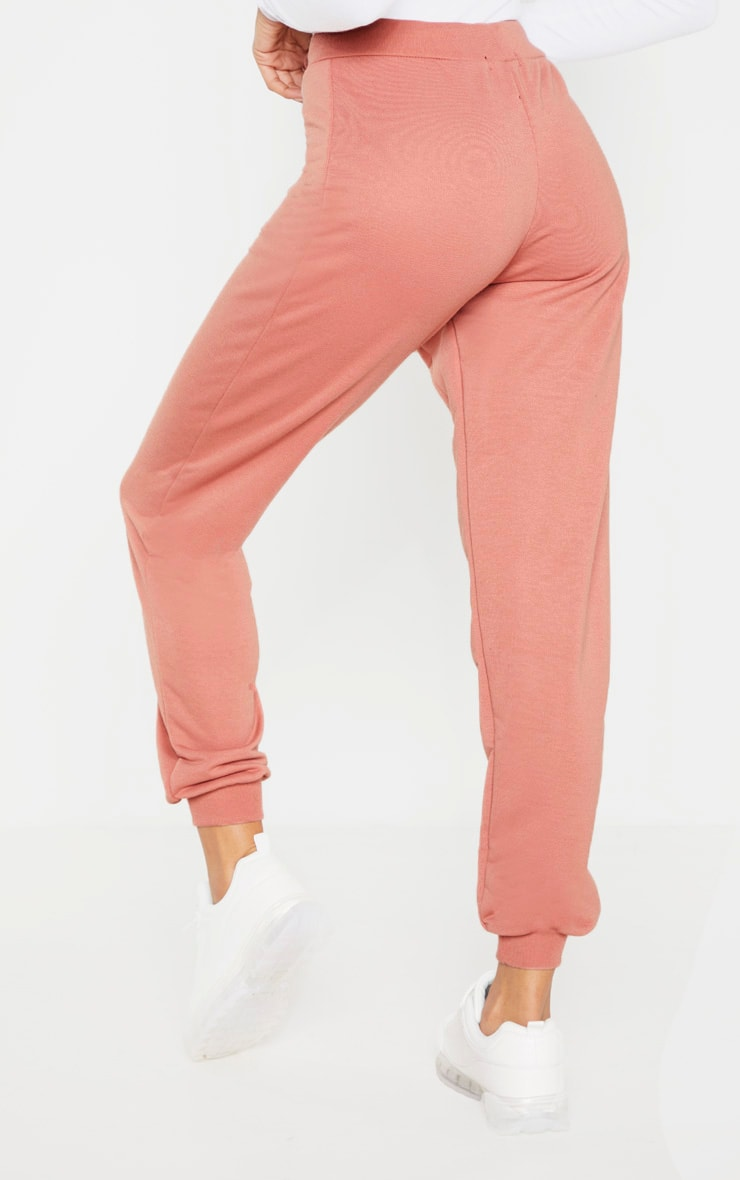 Dusty Rose Ultimate Marl Sweat Joggers  4