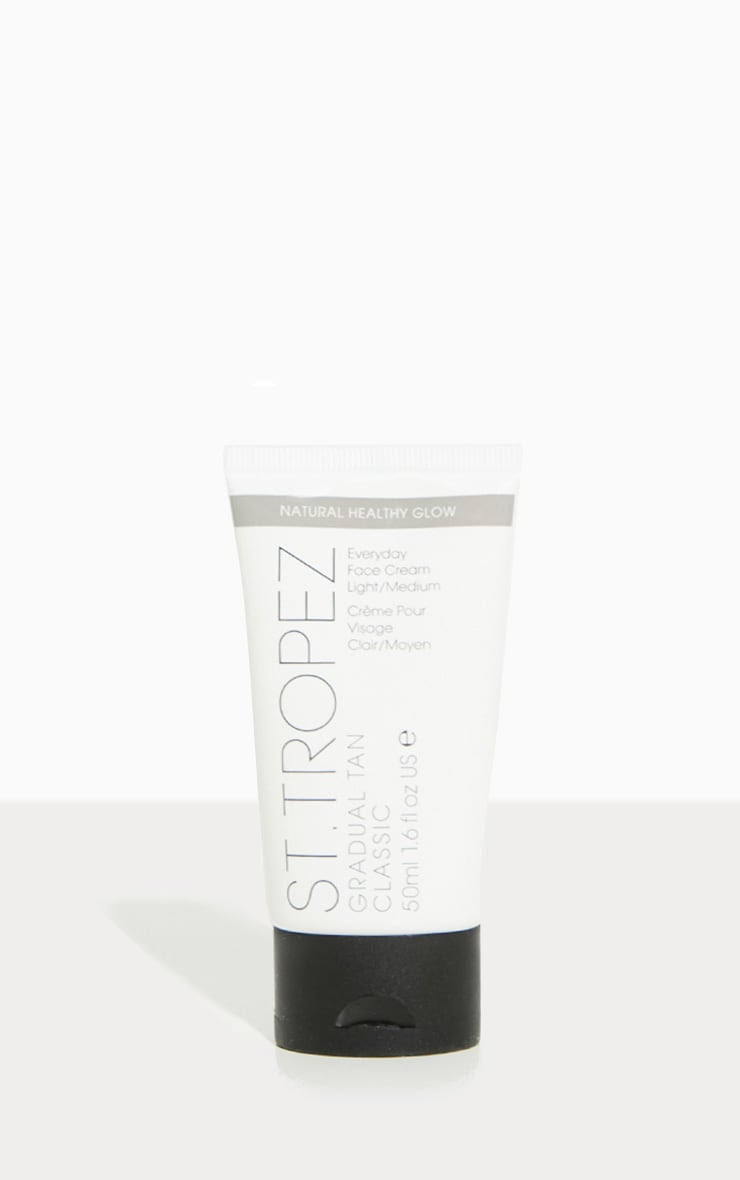 St. Tropez Gradual Tan Face Cream Light to Medium 50ml 1