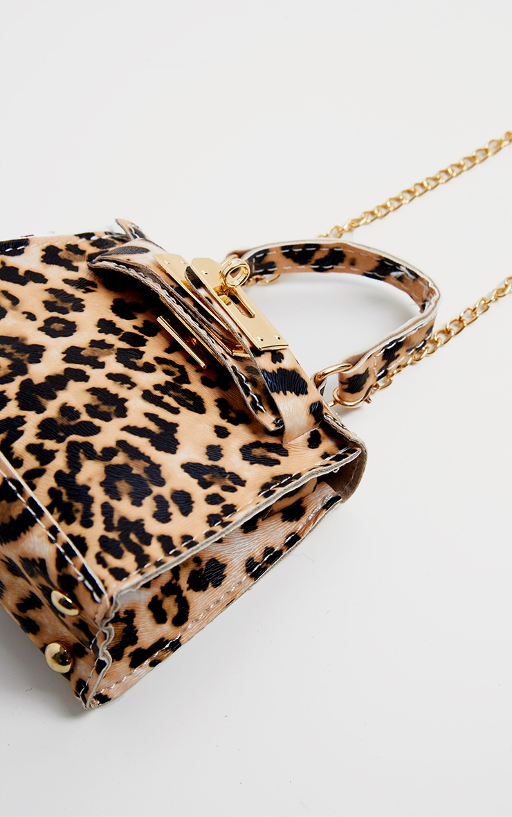 Leopard Print Mini Bag 3