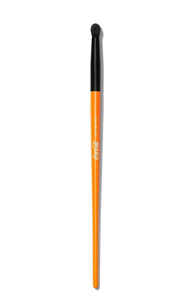 Coca-Cola X Morphe Sweep The Peace 5-Piece Eye Brush Set+ Bag 7