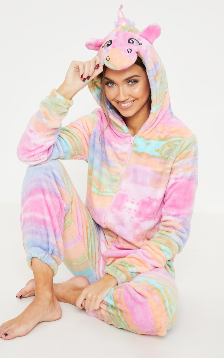 Rainbow Unicorn Onesie 1