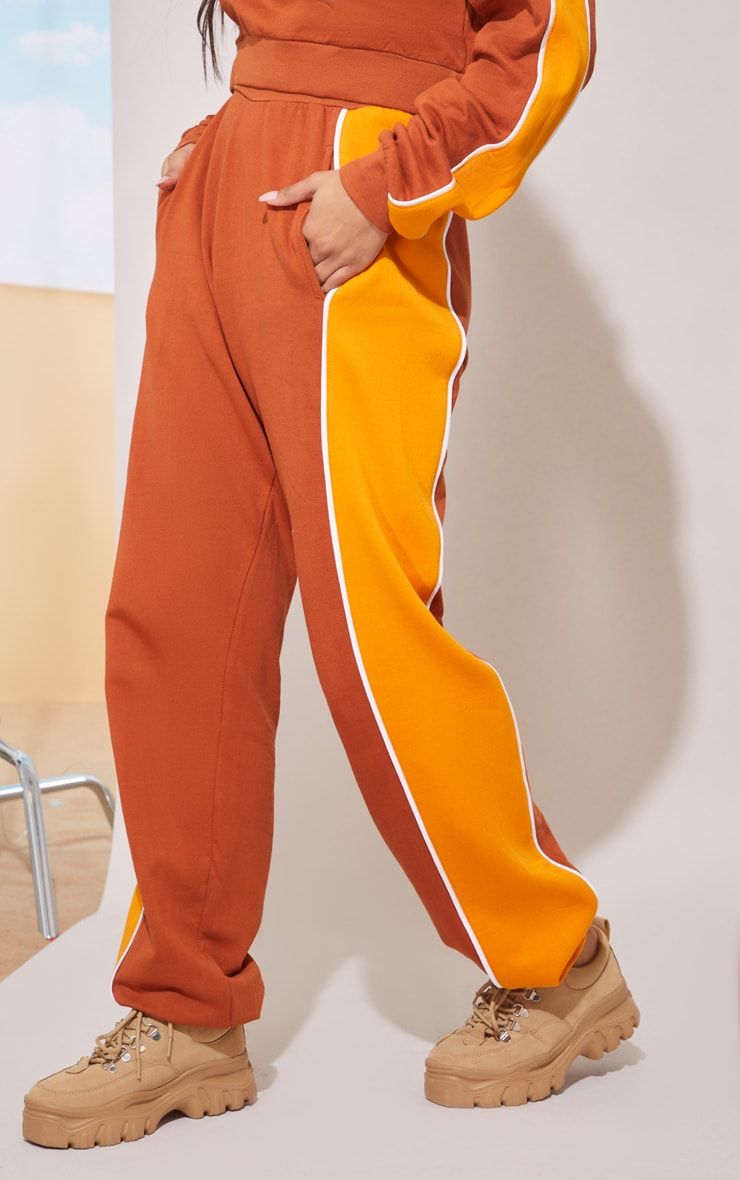 Toffee Track Pants 3