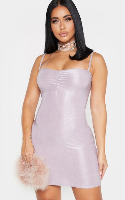 Hourglass Shape Dresses Prettylittlething