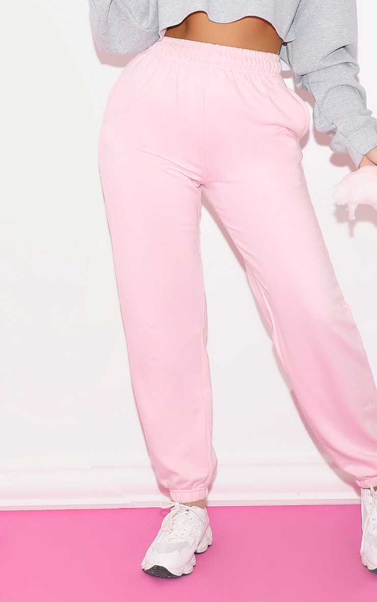 Baby Pink Casual Jogger 2