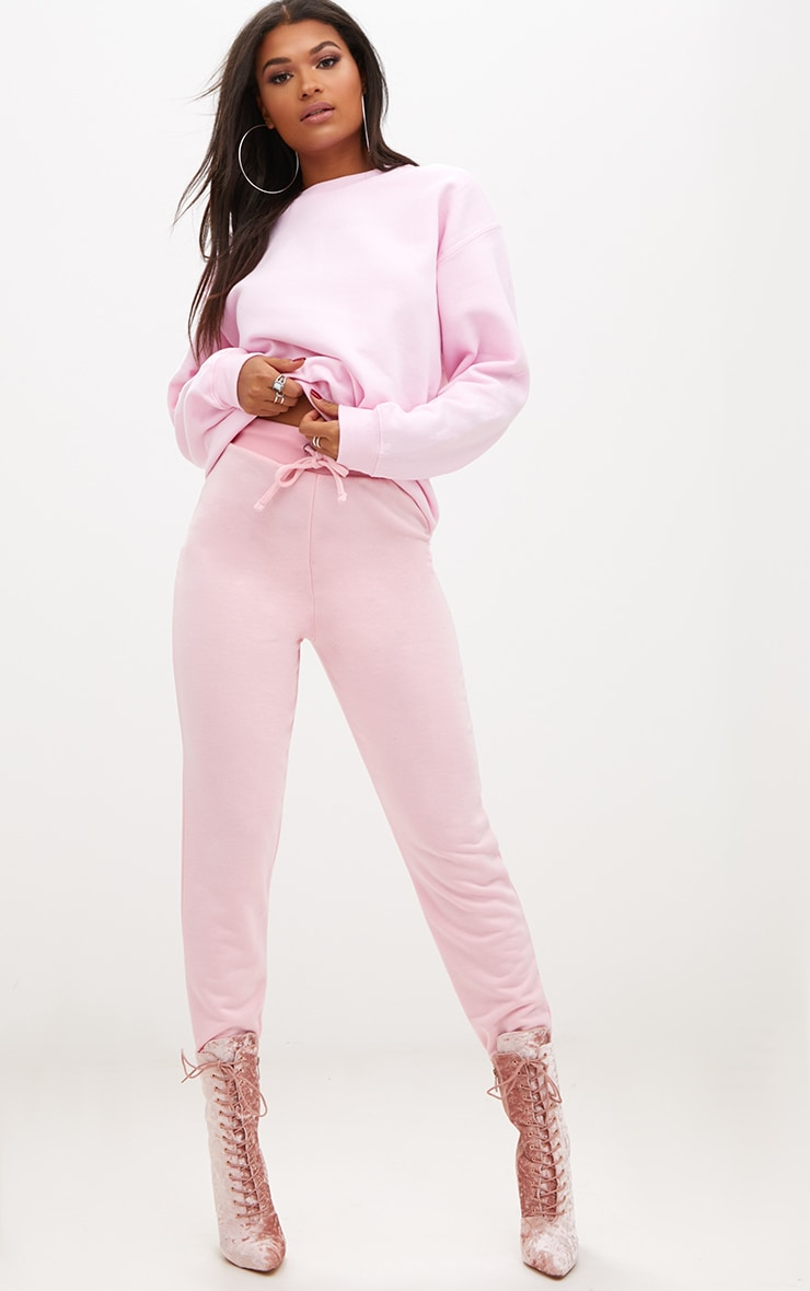 Light Pink Ultimate Sweat Joggers 1