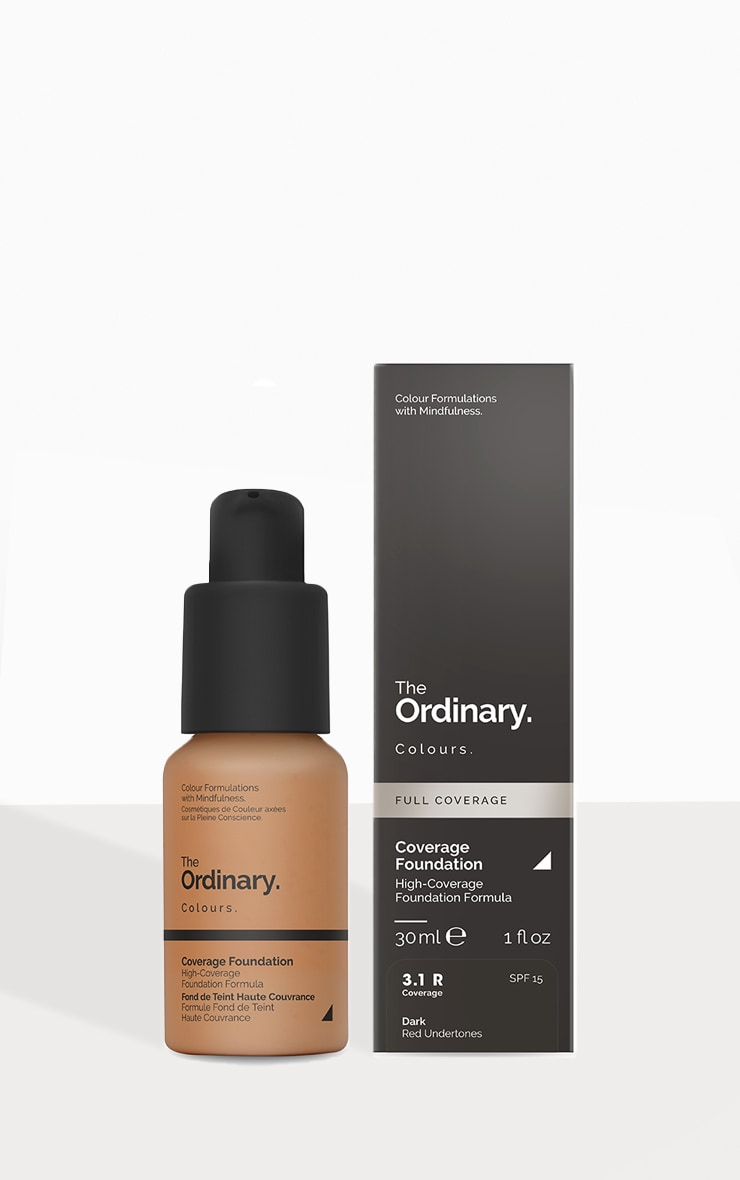 The Ordinary Coverage Foundation 3.1 R SPF 1