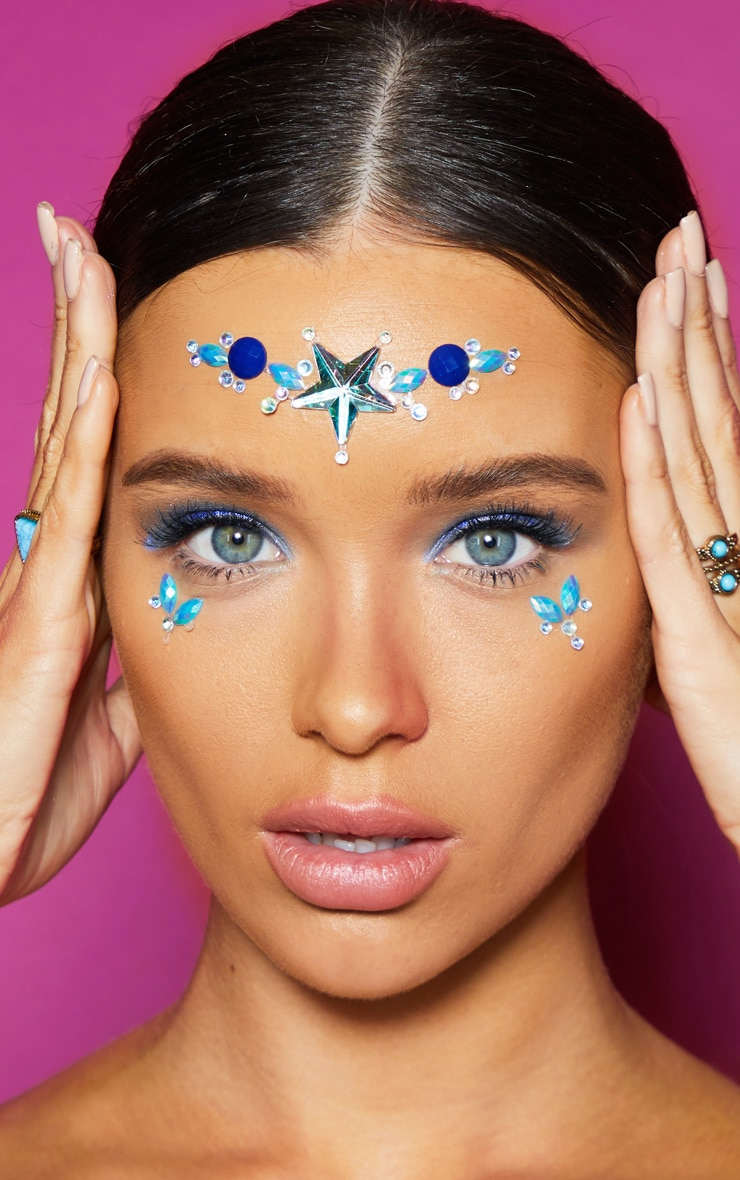 Go Get Glitter Aphrodite Face Jewel 1