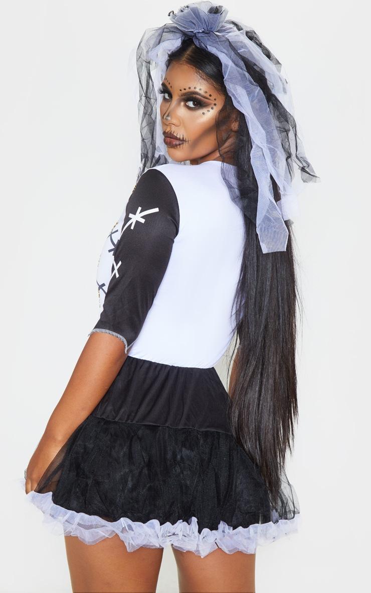 Zombie Bride Costume 2