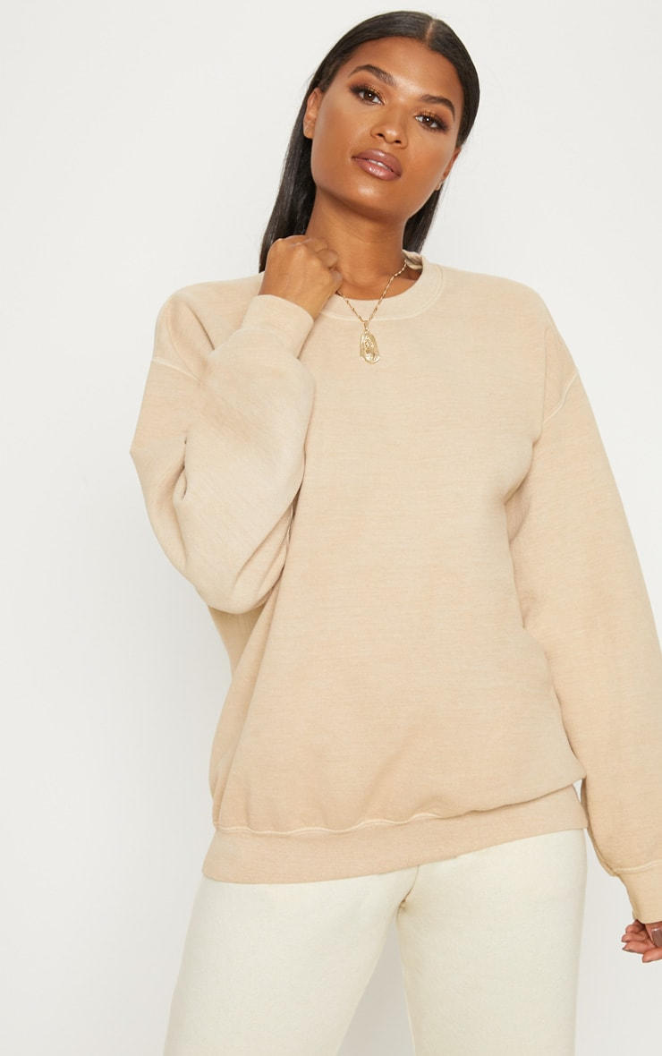 Deep Stone Ultimate Oversized Sweater