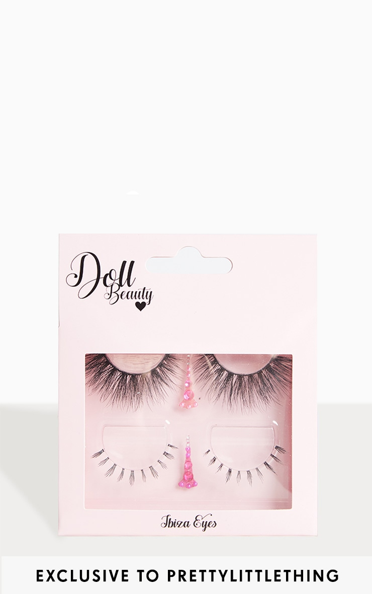 Doll Beauty Exclusive Ibiza Eyes Lash Kit 1