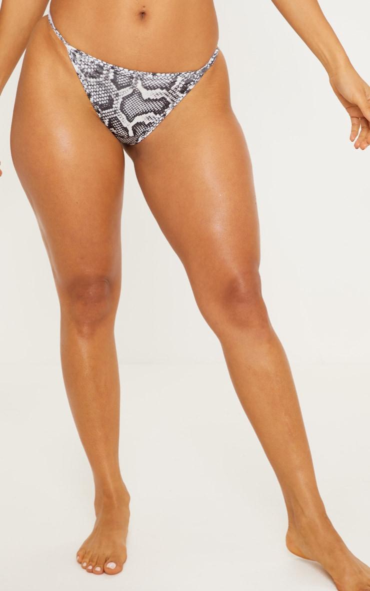 Snake Mix & Match Itsy Bitsy Bikini Bottom 2