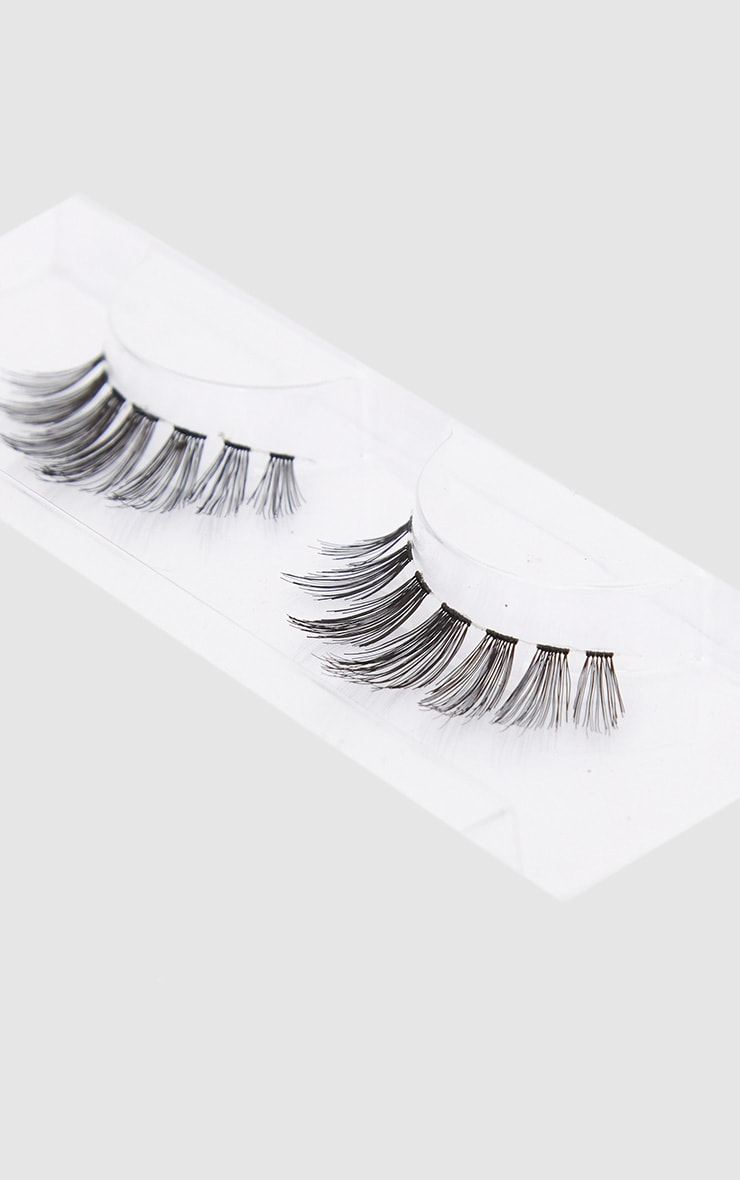 Elegance Lashes Human Hair Fake Eyelashes 2 2