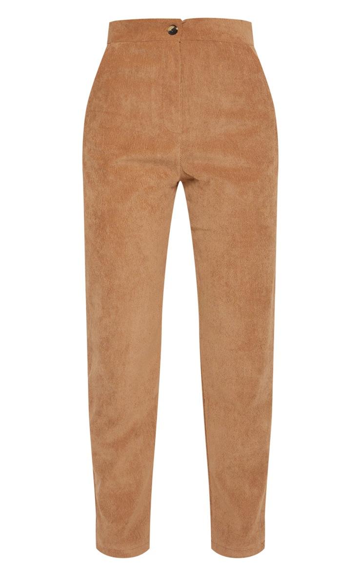 Camel Cord Trouser  3