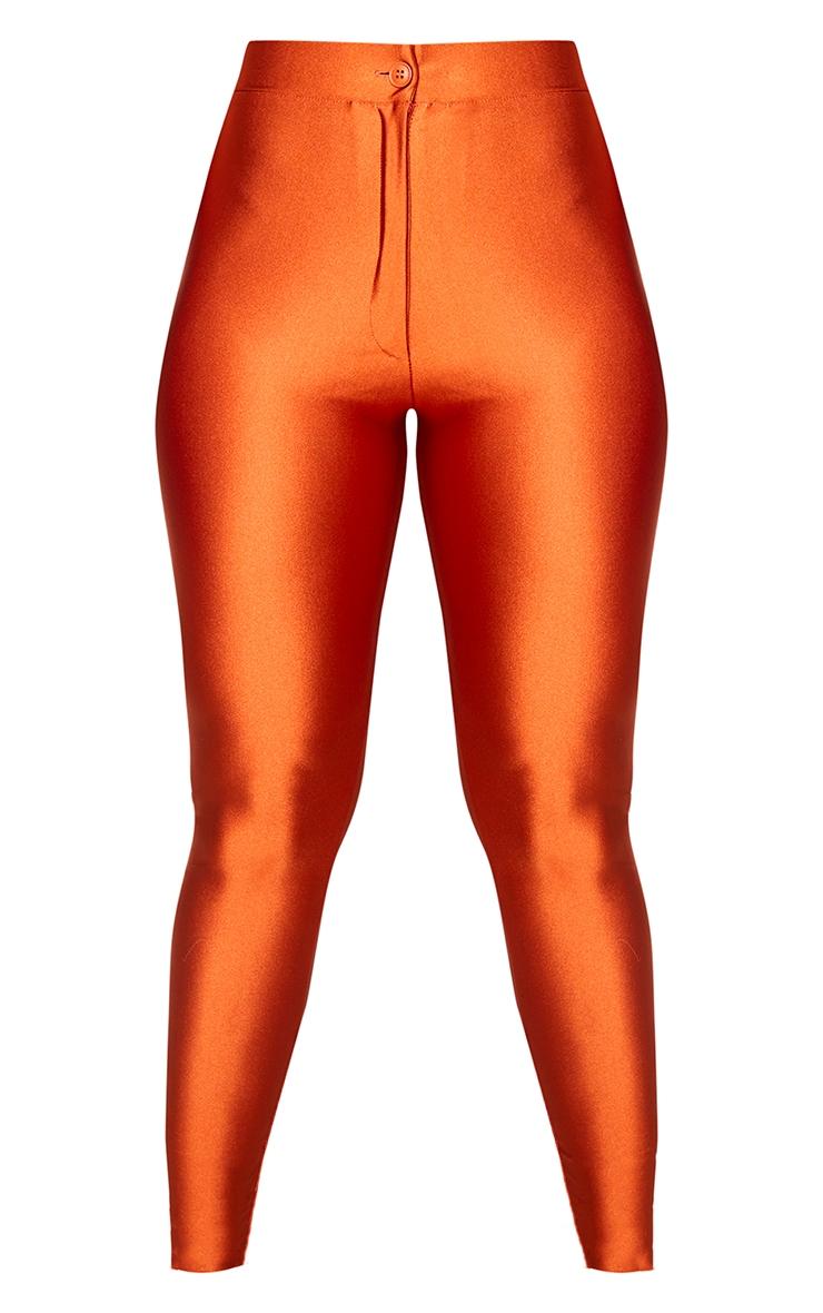 Rust Disco Pants 5