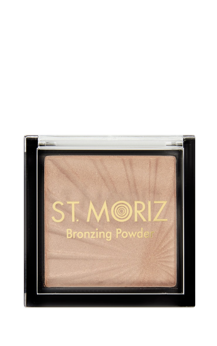 St Moriz Golden Glow Bronzing Powder  1