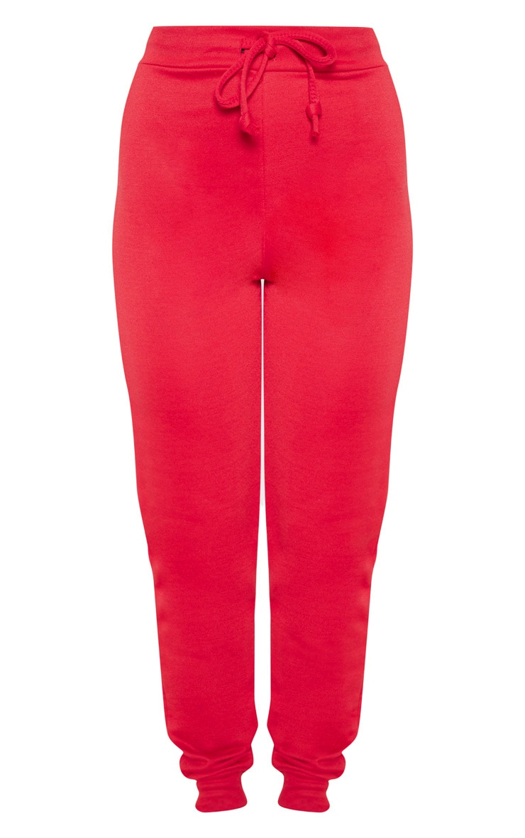 Red Ultimate Sweat Track Pants 4