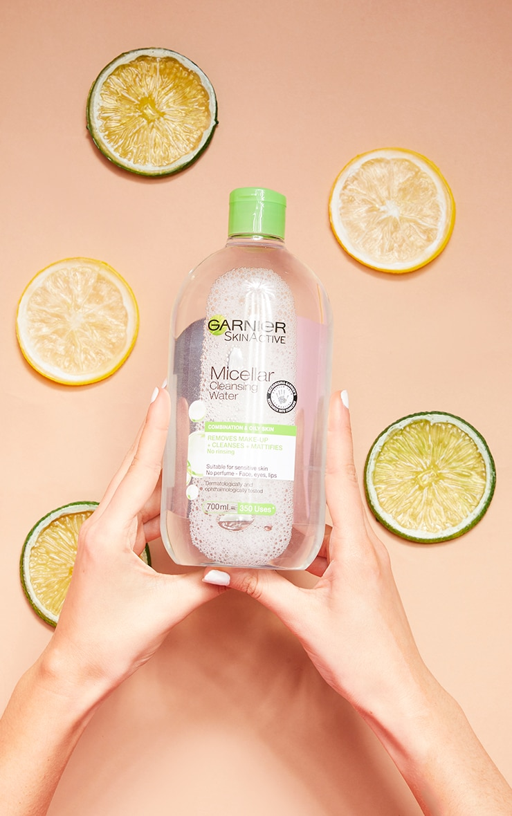 Garnier Micellar Water Facial Cleanser Combination Skin 700ml 1