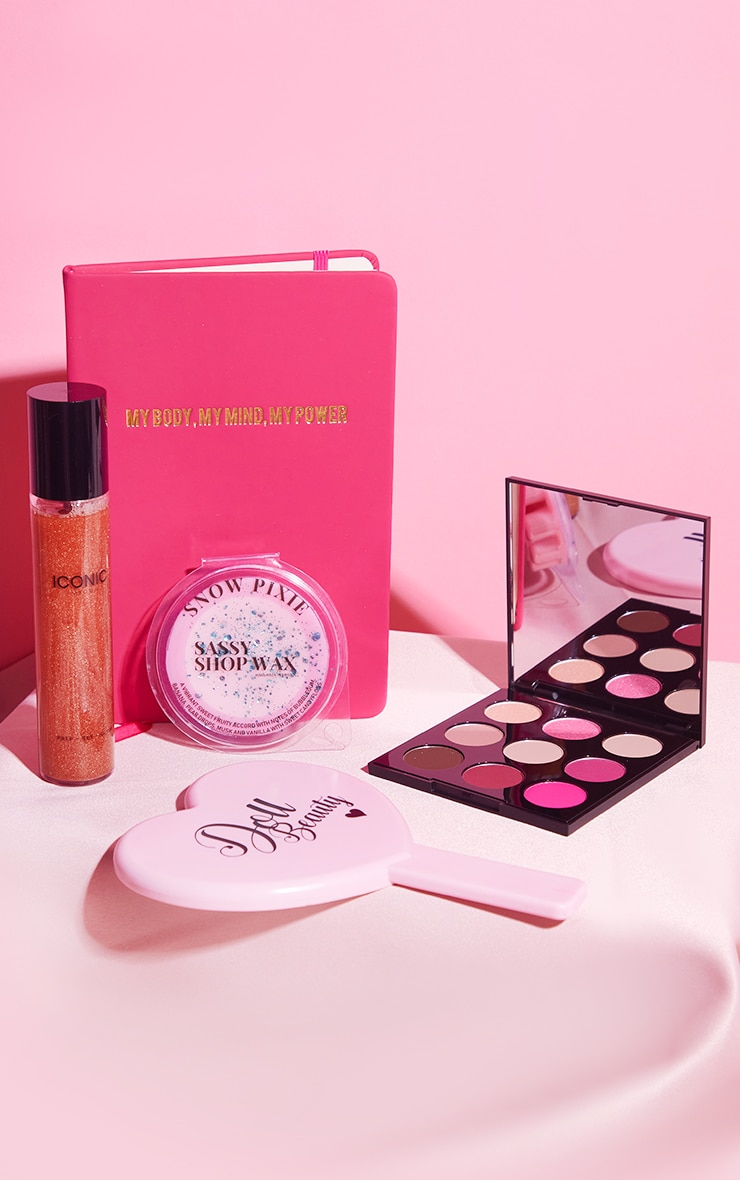 PRETTYLITTLETHING Women's Empowerment Beauty Box (Worth £55.50) 3