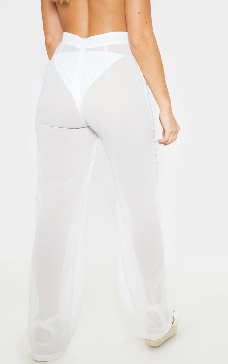 White Beach Pants 4